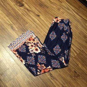 Pants - Floral pant